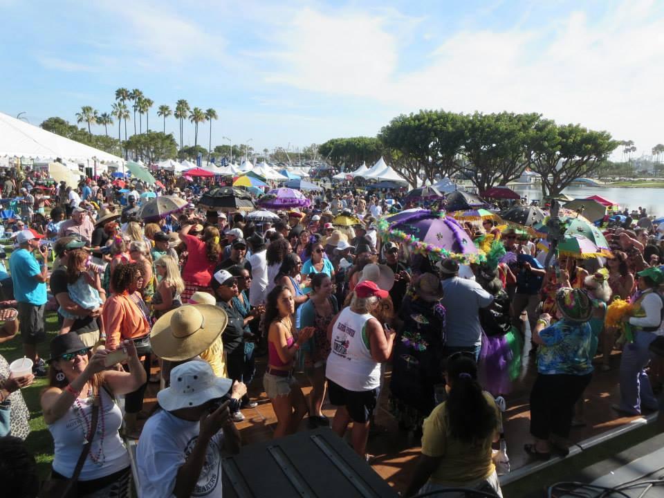 Bayou Festival Long Beach