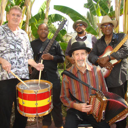 DENNIS G & THE ZYDECO TRAIL RIDERS