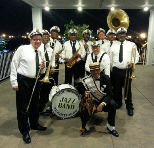 New Orleans Traditional Jazz Band_image